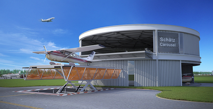 New concept engine design new free engine image for user for Aircraft hanger designs